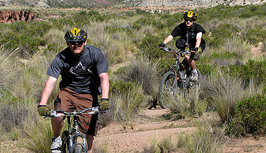 Adventure Mountain Bike Tours In The Colca Canyon