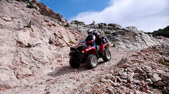 Peru All Terrain Vehicle Tours