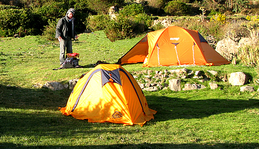 Arequipa Camping Tour