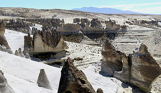Arequipa Rock Forest - Tour to rock formation around volcan Misti