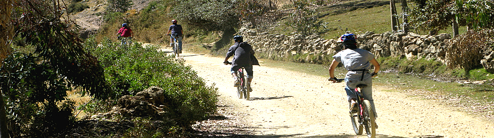 Biking Tour In The Colca Canyon