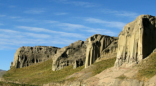Callally Castels As Nown Natural Rock Formation