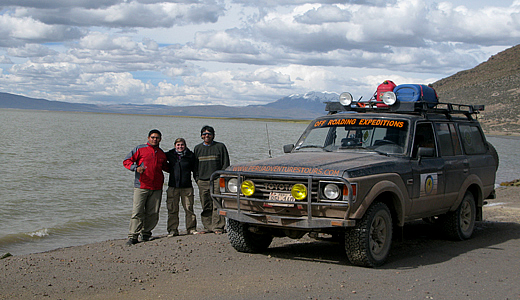Colca Adventure 4x4 Tours Peru