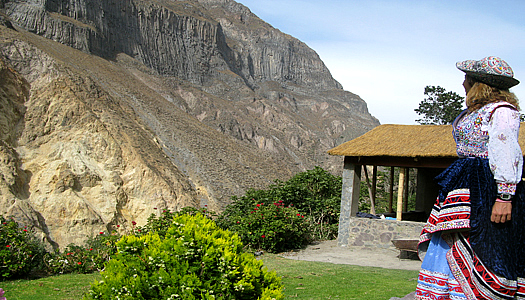 Lodge In The Colca Valley