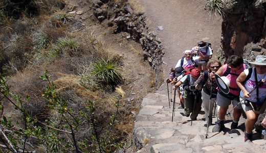Hike The Inca Trail Trek To Machu Picchu