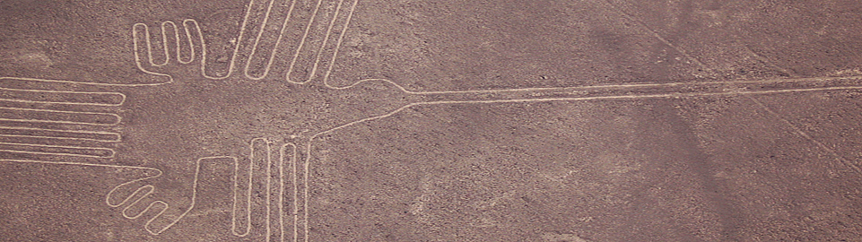The Hummingbird - Nazca Lines