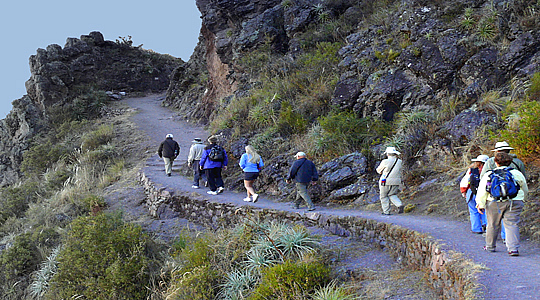 Two Days inca Trail Hike To Machu Picchu