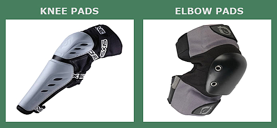 Knee And Elbow Pads Protections