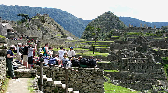 Guided Tours In Machu Picchu Ruins