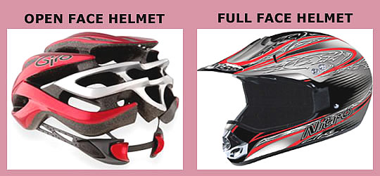 Mountain Bike Protective Helmets