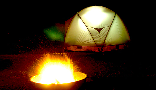 Night Camping Tour