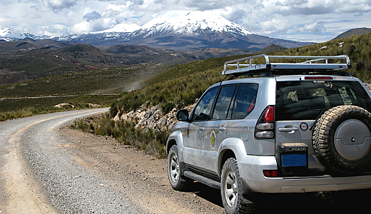Off-Roading Tour To Colca Canyon