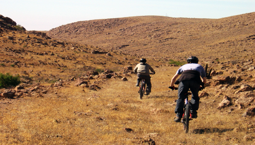 Pampas Galeras Downhill Mountain Bike Tour