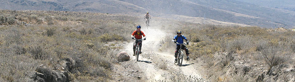 Peru Mountain Bike Tour