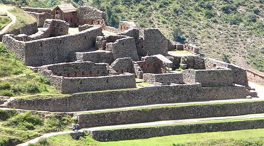 Archaeological Site Of Pisac - Cuzco