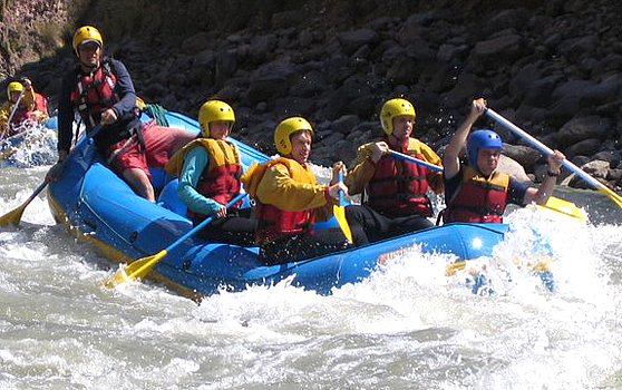 Whiteriver Rafting Tours In The Rivers Of Peru