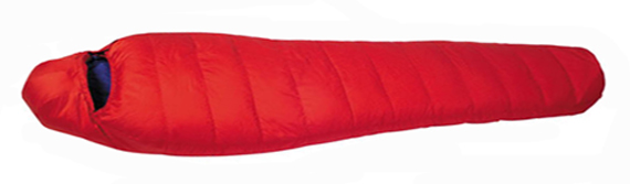 Sleeping bag -15ºC
