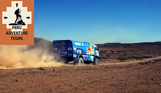 Dakar Truck Competition